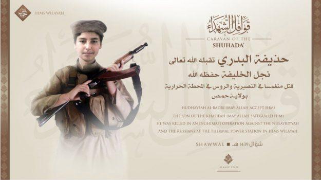 Isis, Abu Bakr al Baghdadi, Huthaifa al-Badri, Sicilia, Mondo