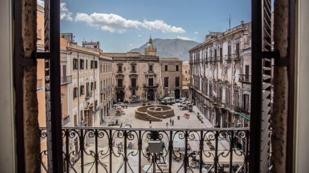 installazione vittime di mafia, la spirale della vita, manifesta 12, Palermo, Cultura