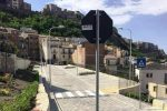 L'area di via Fontanelle in cui sorgerà il mercato di Troina