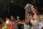 Maria Grazia Cucinotta, la festa per i 50 anni è un inno alla Sicilia: tutte le foto