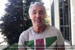 """A Modica la mostra del regista Caccamo, i complimenti di Giletti: """"Sei il numero uno"""""""