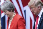 "Brexit, Theresa May rivela: ""Trump mi ha detto di denunciare l'Ue"""