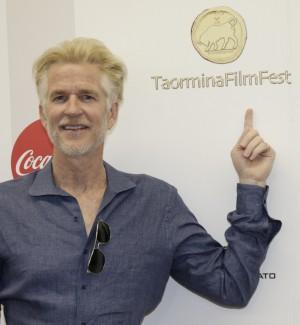 TaorminaFilm Fest, Modine tra i premiati: «Chi va subito in cima rischia di cadere»