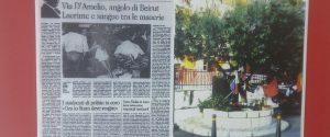 Strage di via D'Amelio, mostra su Borsellino allestita in un condominio