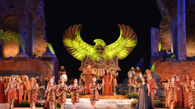 mythos opera festival programma, Sicilia, Cultura