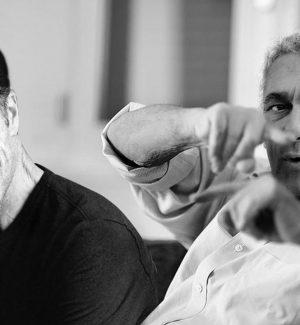 Marco Gambino e Attilio Bolzoni