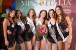 Marianna Taormina con alcune delle altre concorrenti
