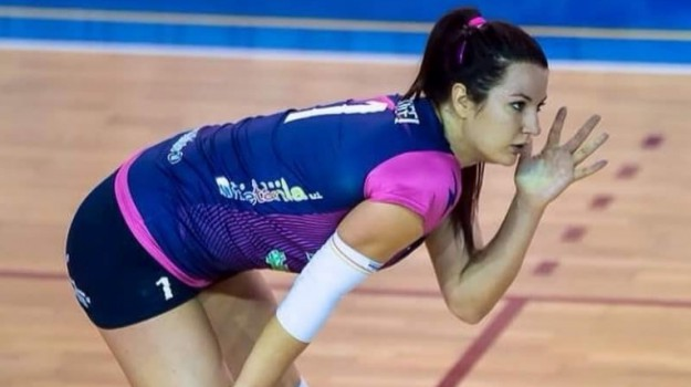 Seap Pallavolo Aragona, Martina Baruffi, Agrigento, Sport