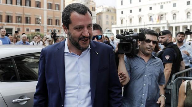 immigrazione, migranti, nave diciotti, Matteo Salvini, Sicilia, Cronaca