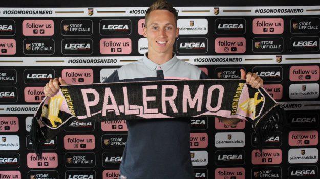 palermocalcio, serie b, Bruno Tedino, Nicolas Haas, Palermo, Calcio