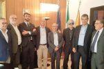 Nino Carlino nuovo presidente del Distretto della Pesca di Mazara