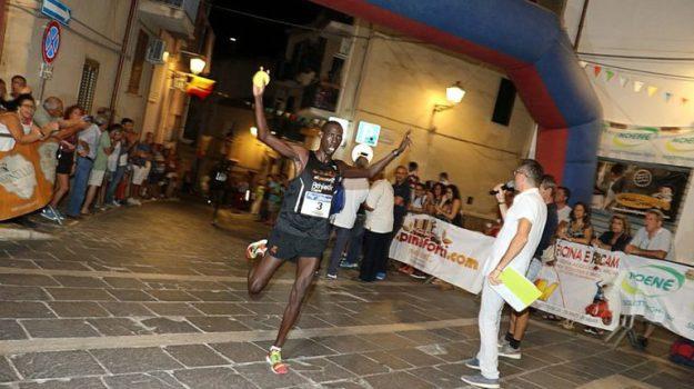 trofeo podistico città di Ravanusa, Ntawuyirushintege Pontien, Agrigento, Sport