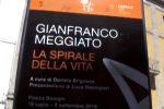 La spirale della vita, a Palermo l'opera di Meggiato per le vittime della mafia