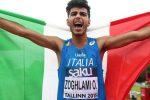 Osama Zoghlami del Cus Palermo convocato per gli Europei di Berlino