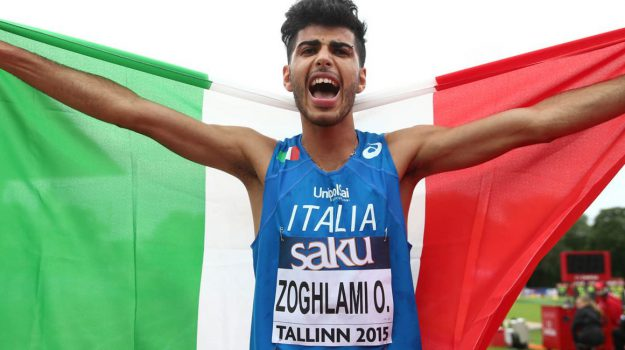 atletica campionati osama, Osama Zoghlami, Palermo, Sport