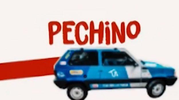 Da Palermo a Pechino in Panda, l'avventura di 3 ragazzi siciliani