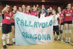 Le ragazze dalla Pallavolo Aragona
