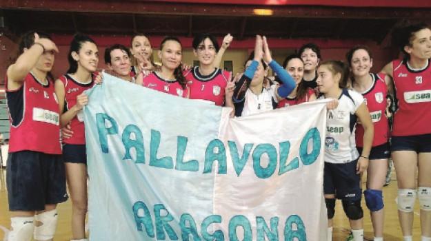 Seap Pallavolo Aragona, Nino Di Giacomo, Agrigento, Sport