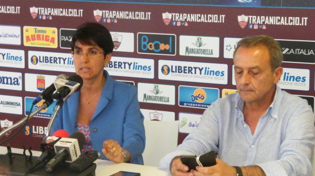 cessione trapani calcio, trapani calcio, Giacomo Tranchida, Paola Iracani, Trapani, Qui Trapani