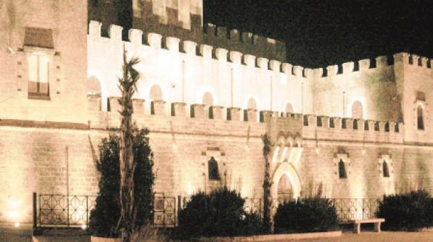 chiusura castello grifeo, Nicolò Catania, Trapani, Cronaca