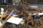Aumentano i rifiuti abbandonati a Palermo