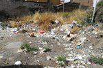 Rifiuti, telecamere e giochi distrutti: il degrado del parco Gambetta a Catania