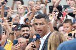"Lukaku: ""Ronaldo è un esempio"""