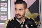 """Palermo calcio, presentato il terzino Salvi: """"Ho 30 anni ma è come se ne avessi 20"""""""