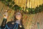 Le Rosalie del vicolo Brugnò, a Palermo una mostra dedicata alla Santuzza