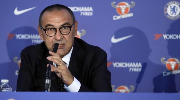 allenatore Juventus, Sarri alla Juventus, Maurizio Sarri, Sicilia, Calcio