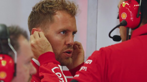 CINA, formula uno, Sebastian Vettel, Sicilia, Sport