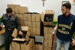 Traffico di cosmetici contraffatti da Bergamo a Canicattì, sequestro da 90mila euro