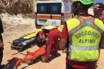 Sorpresi da un violento temporale sull'Etna, soccorsi due ciclisti in difficoltà