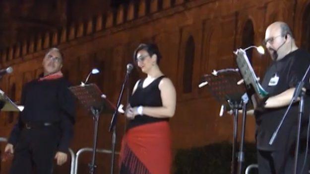 La vita di Santa Rosalia in uno spettacolo alla Cattedrale di Palermo