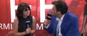 Taormina Film Fest, intervista a Sabina Guzzanti