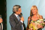 Un momento del premio dell'anno scorso con Salvo La Rosa (foto di Daniel Reina)
