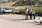 Sciacca-Caltabellotta, al via i lavori per la messa in sicurezza: i lavori dureranno un anno