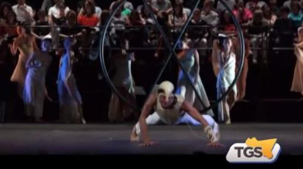 Dai Pink Floyd ai Carmina Burana, il corpo di ballo del Massimo al Teatro di Verdura