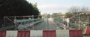 Sciacca, il viadotto resta ancora chiuso: l'iter è troppo lungo