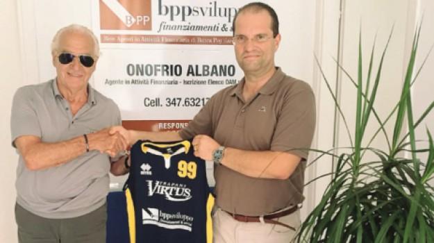 Virtus Trapani, Sergio Romano, Trapani, Sport