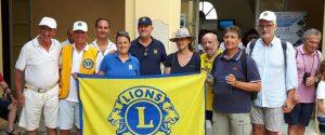 Favignana, il Lions Club Trapani adotta un esemplare di tartaruga Caretta caretta