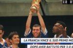 12 luglio 1998, Francia campione del mondo