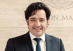 Enrique Lorenzana direttore vendite Aston Martin per Europa