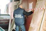Licata, torna ad aumentare il numero degli abusi edilizi: nel mirino cinque costruzioni