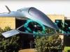 Il Volante Vision Concept prefigura un possibile futuro ultraleggero con propulsori ibridi a pilotaggio autonomo
