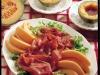 Carni e salumi sposano agrumi e frutta in menu salva-linea