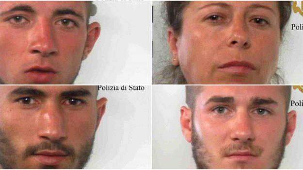 Coltivazione di marijuana, 4 arresti ad Acate: nomi e foto