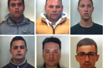 Giro di droga fra la Sicilia e il nord Italia: sei arresti a Gela - Nomi e foto
