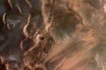 Il Polo Sud di Marte, sotto i ghiacci un lago salato (fonte: ESA/DLR/FU Berlin, G. Neukum,CC BY-SA 3.0 IGO)
