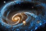 Le onde gravitazionali per misurare l'espansione dell'universo